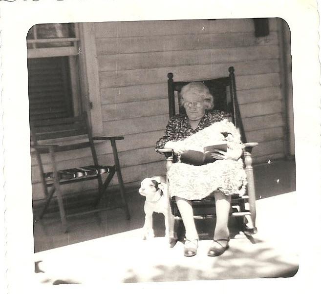 Wisdom Wednesday -- Granny's Dog (1/2)