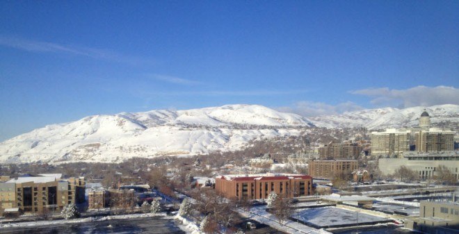 Salt Lake City January 2013