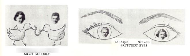 Gil Gillespie in Lexington Crystal