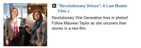 Revolutionary Voices: A Last Muster Film -- Sorting Saturday