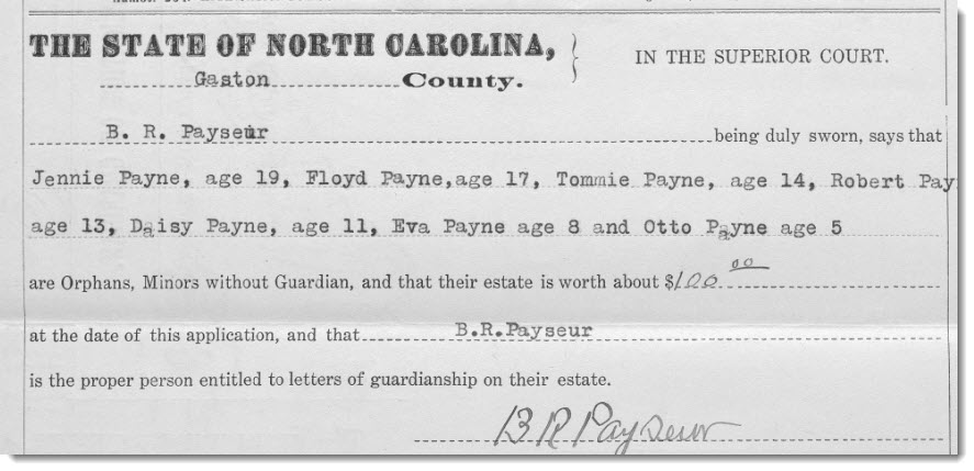 Come out, come out wherever you are! The hunt for Ancestor #4: Georgia Eva Baxter's parents.  52 Ancestors. (4/5)