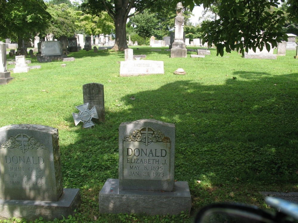 A Few Steps Closer to a Death Date and a Burial Place -- 52 Ancestors: #6 Elizabeth Jane Wallace (1/3)