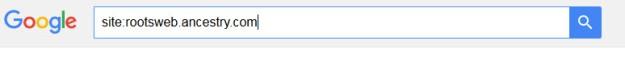 google rootsweb01