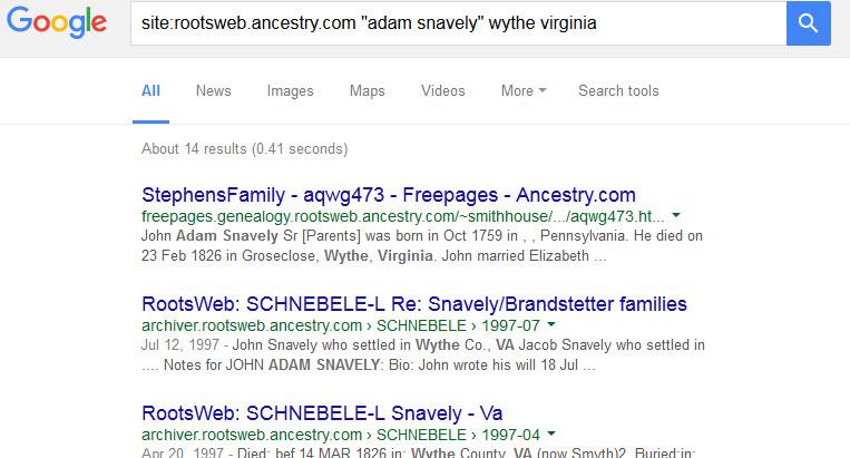 google rootsweb02