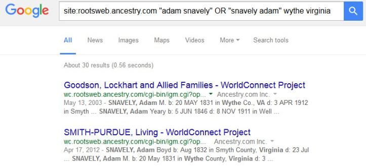 google rootsweb03